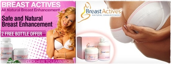 Are not breast actives results you