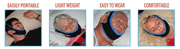 my snoring solution jaw supporter review